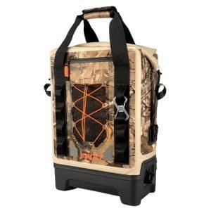Square Igloo Camo Backpack