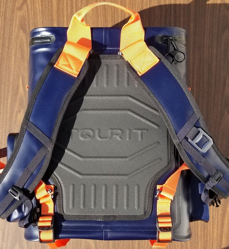 Backplate Grip